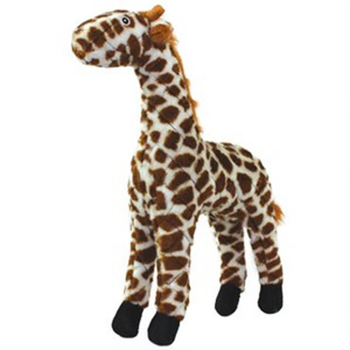 Mighty Safari Dog Toy - Gina the Brown Giraffe