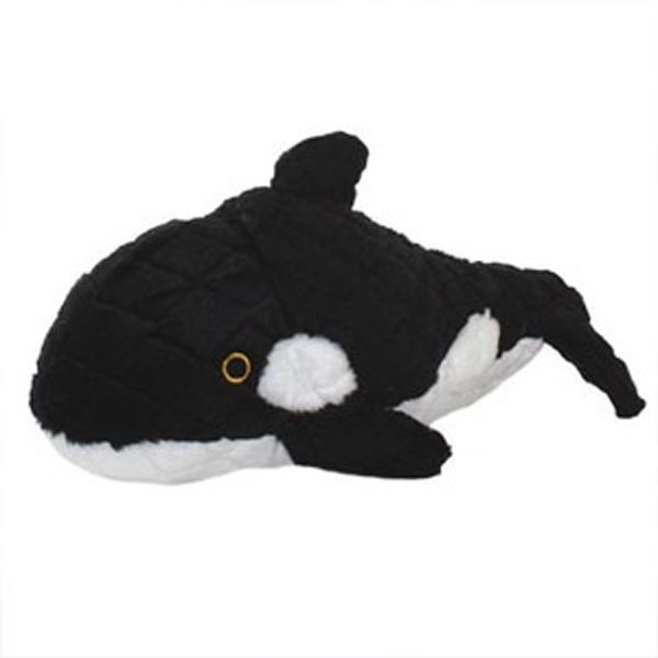 Mighty Wylie the Whale Dog Toy
