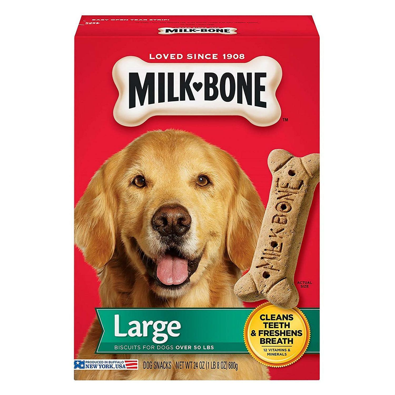Milk-Bone Original Large Biscuit Dog Treats