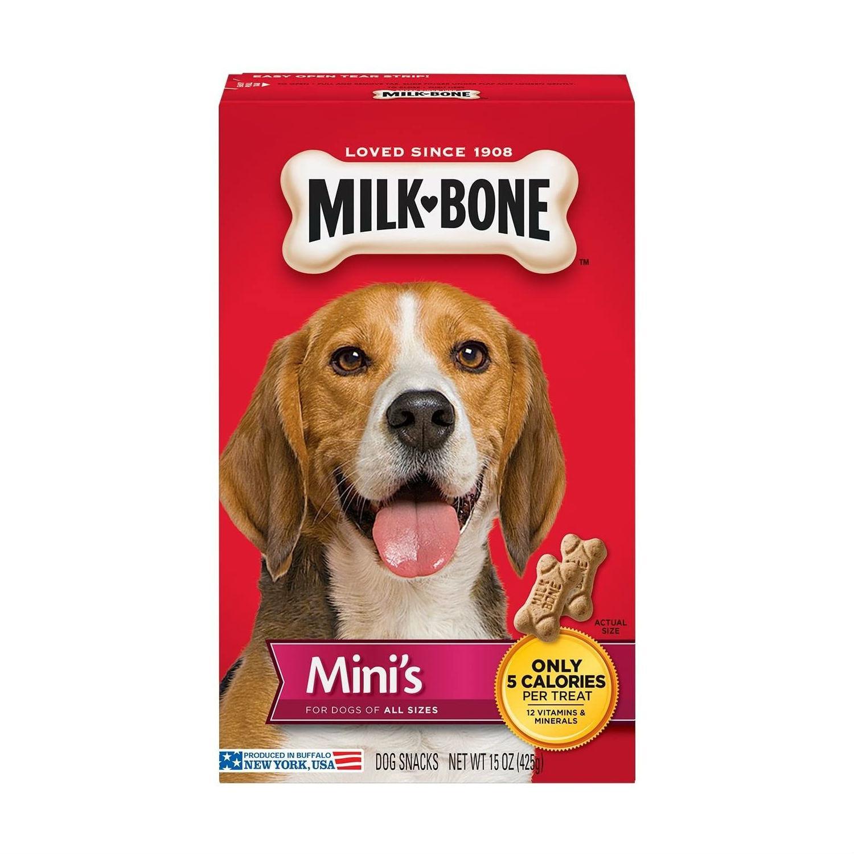 Milk-Bone Original Mini Biscuit Dog Treats