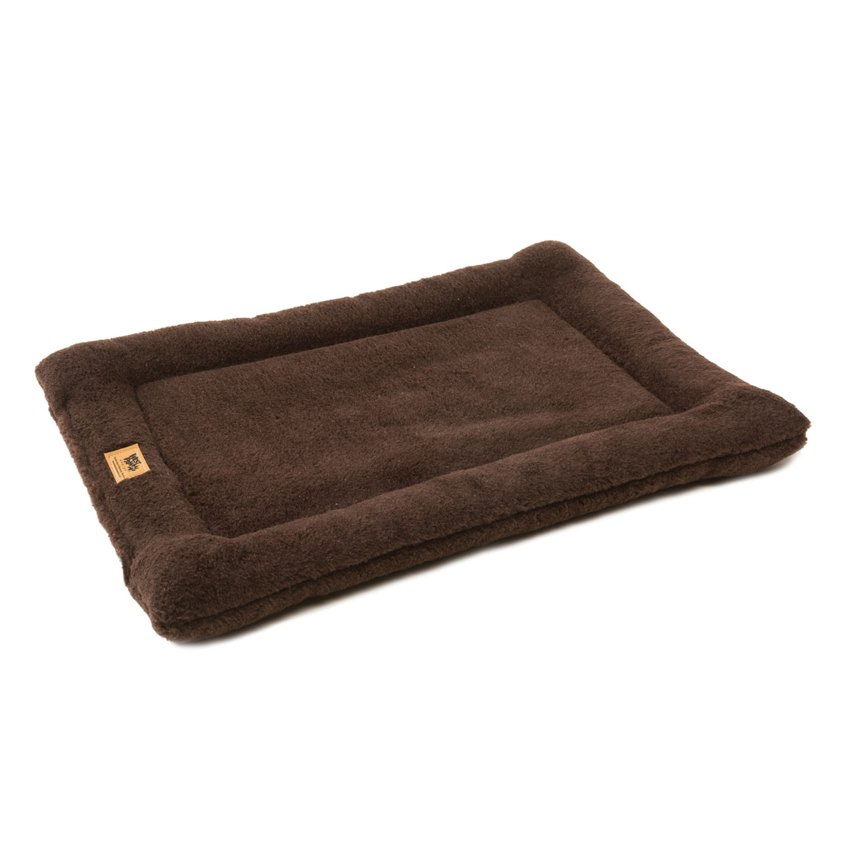 Montana Nap Pet Bed by West Paw Design - Chocolate