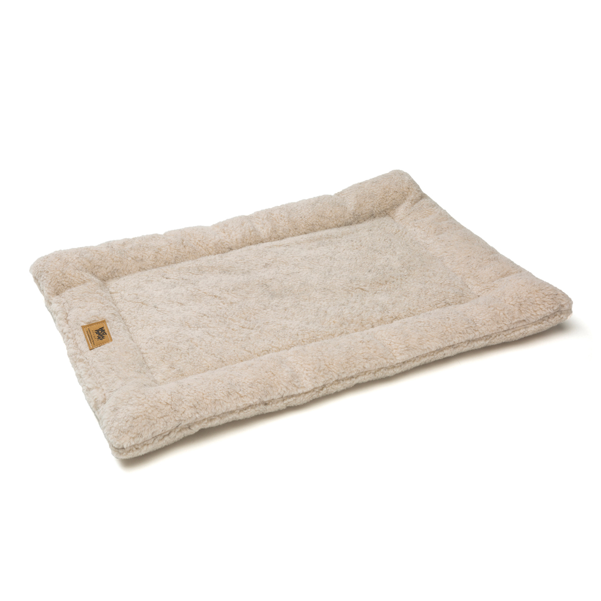 Montana Nap Pet Bed by West Paw Design - Oatmeal