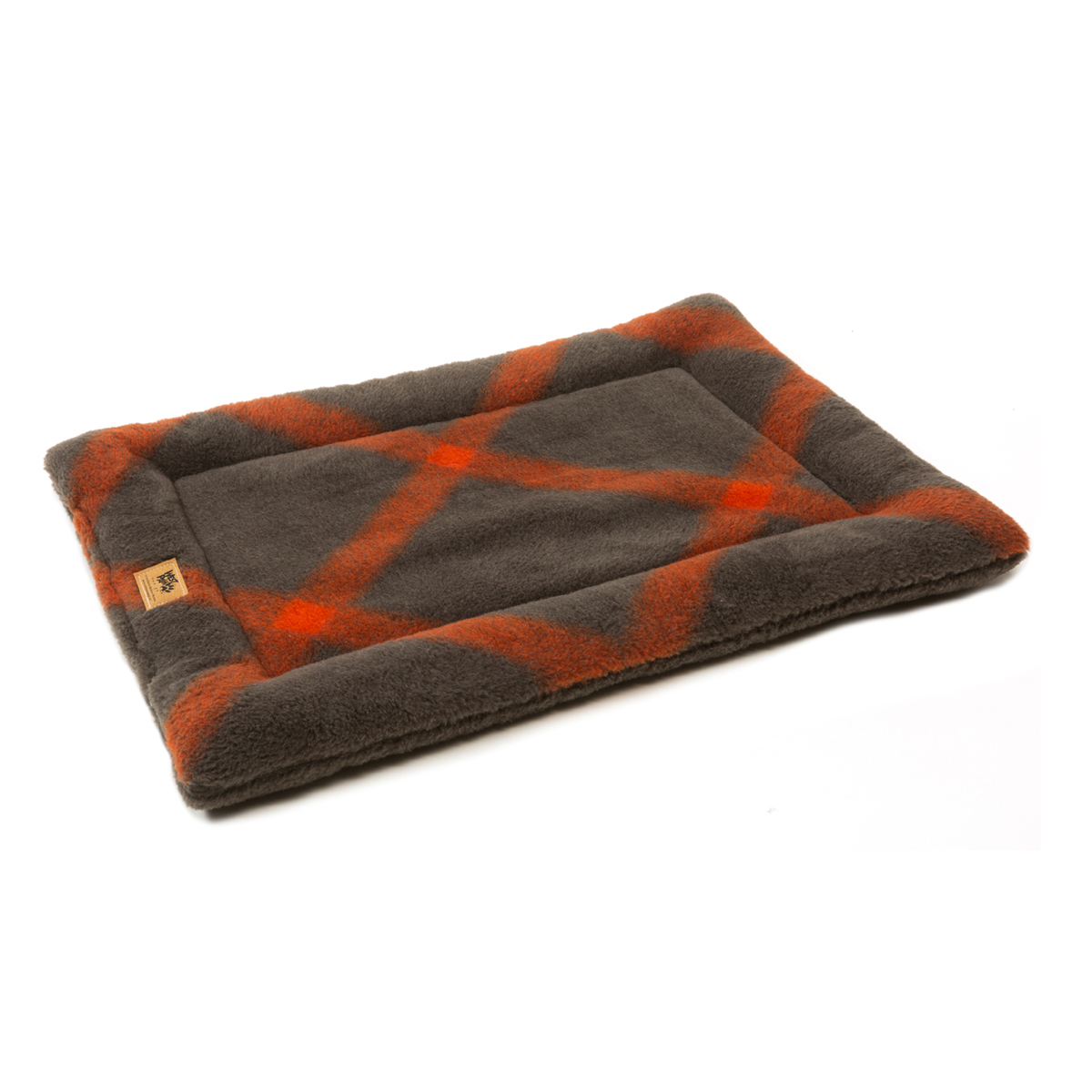 Montana Nap Pet Bed by West Paw Design - Plaid