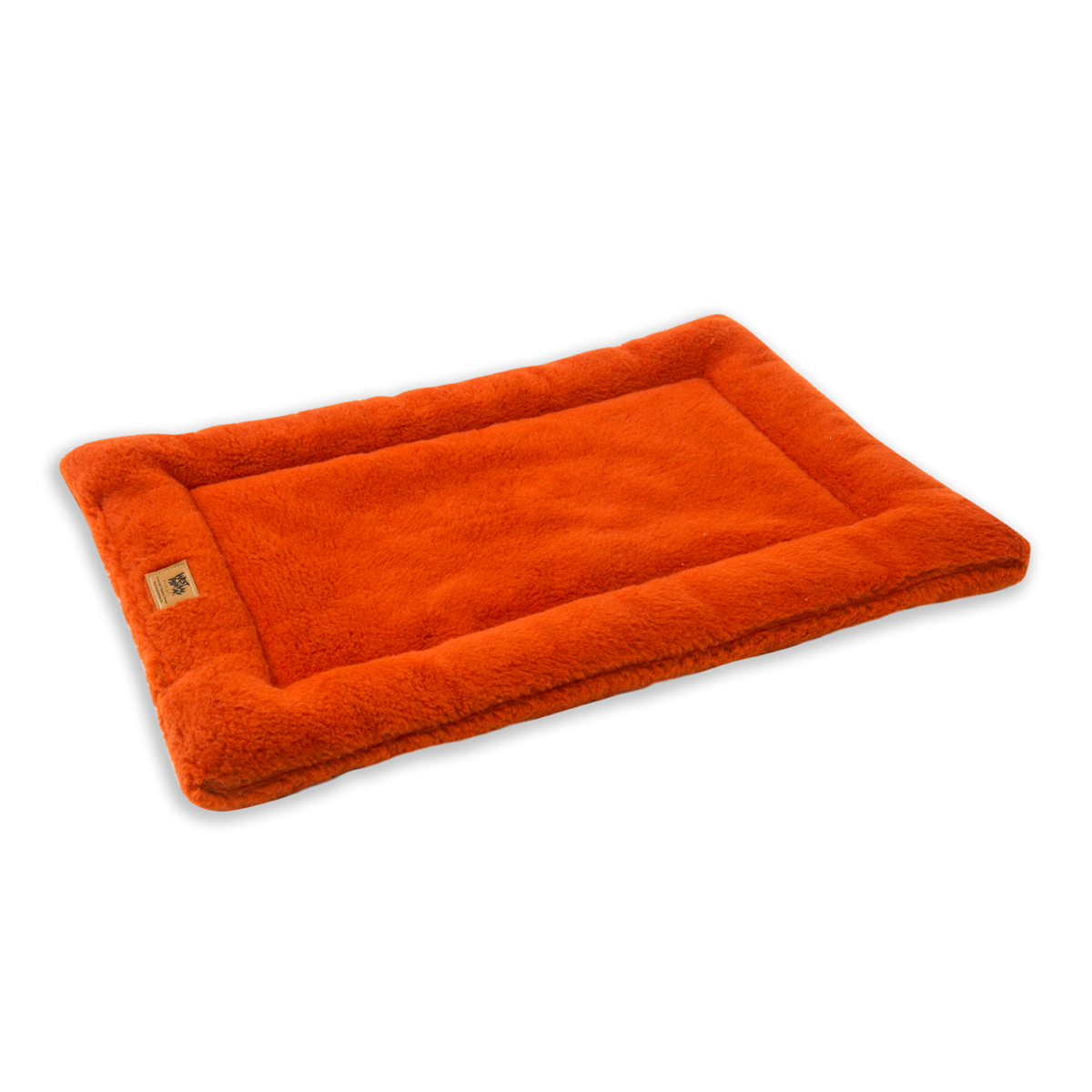 Montana Nap Pet Bed by West Paw Design - Pumpkin