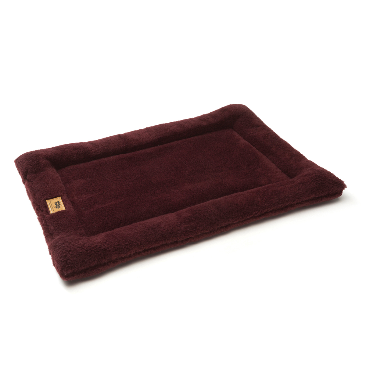 Montana Nap Pet Bed by West Paw Design - Wine