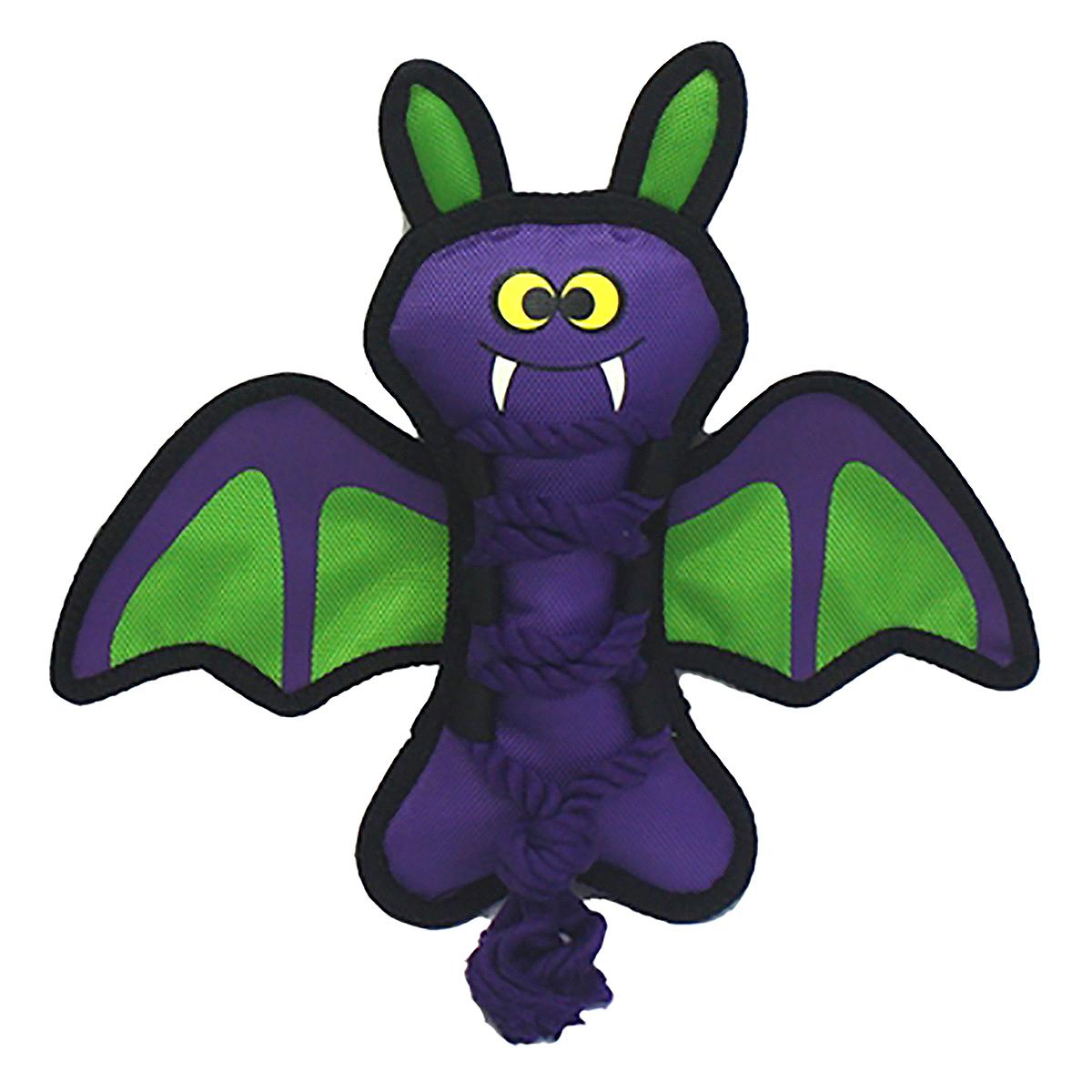 Multipet Cross Rope Bat Dog Toy