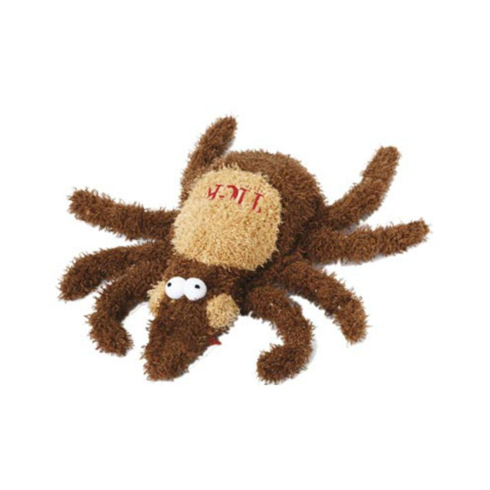 Multipet Plush Tick Dog Toy