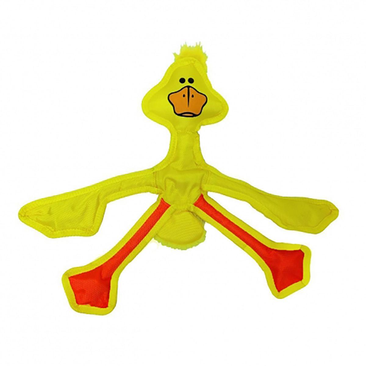 MultiPet Skele-Rope Dog Toy - Duck