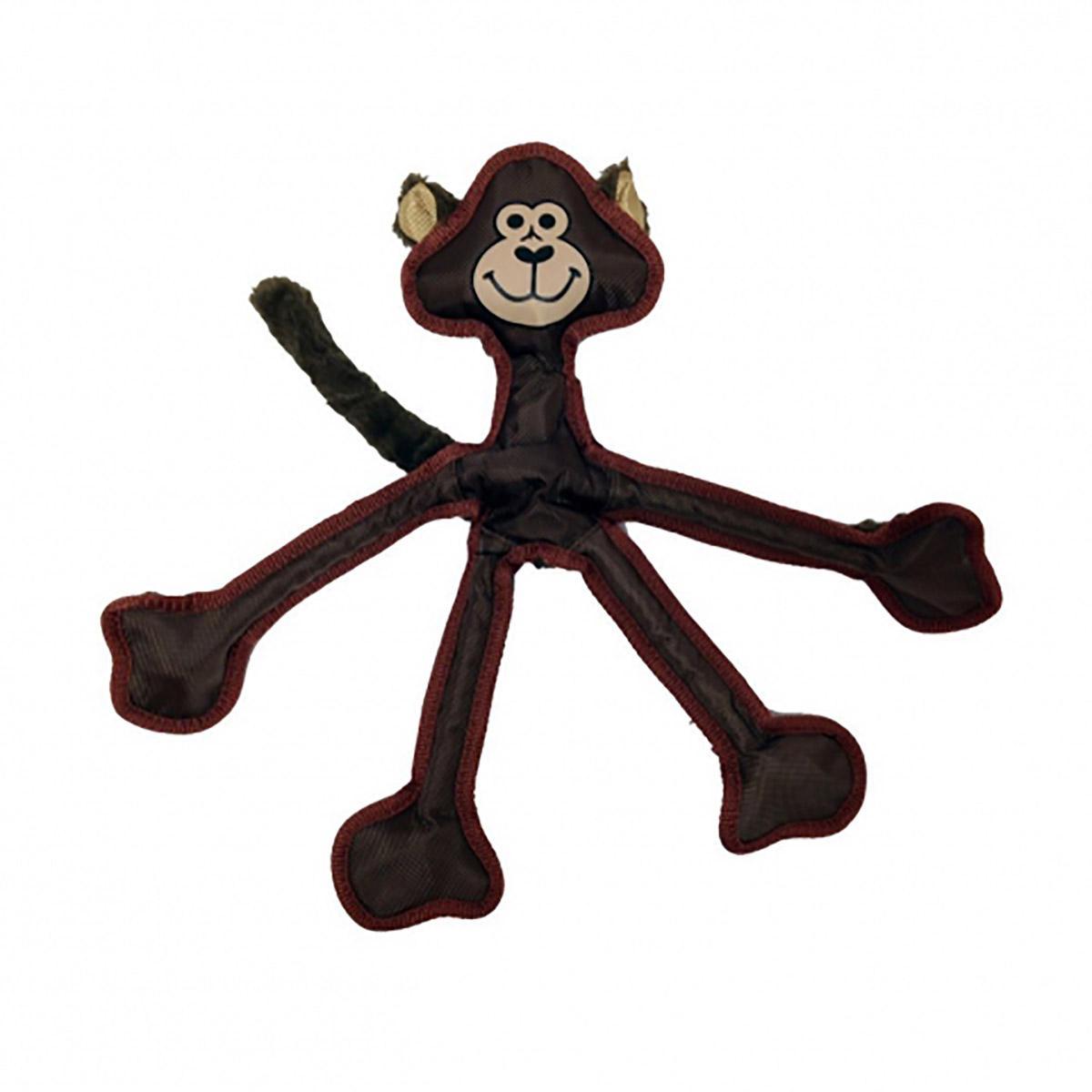 MultiPet Skele-Rope Dog Toy - Monkey