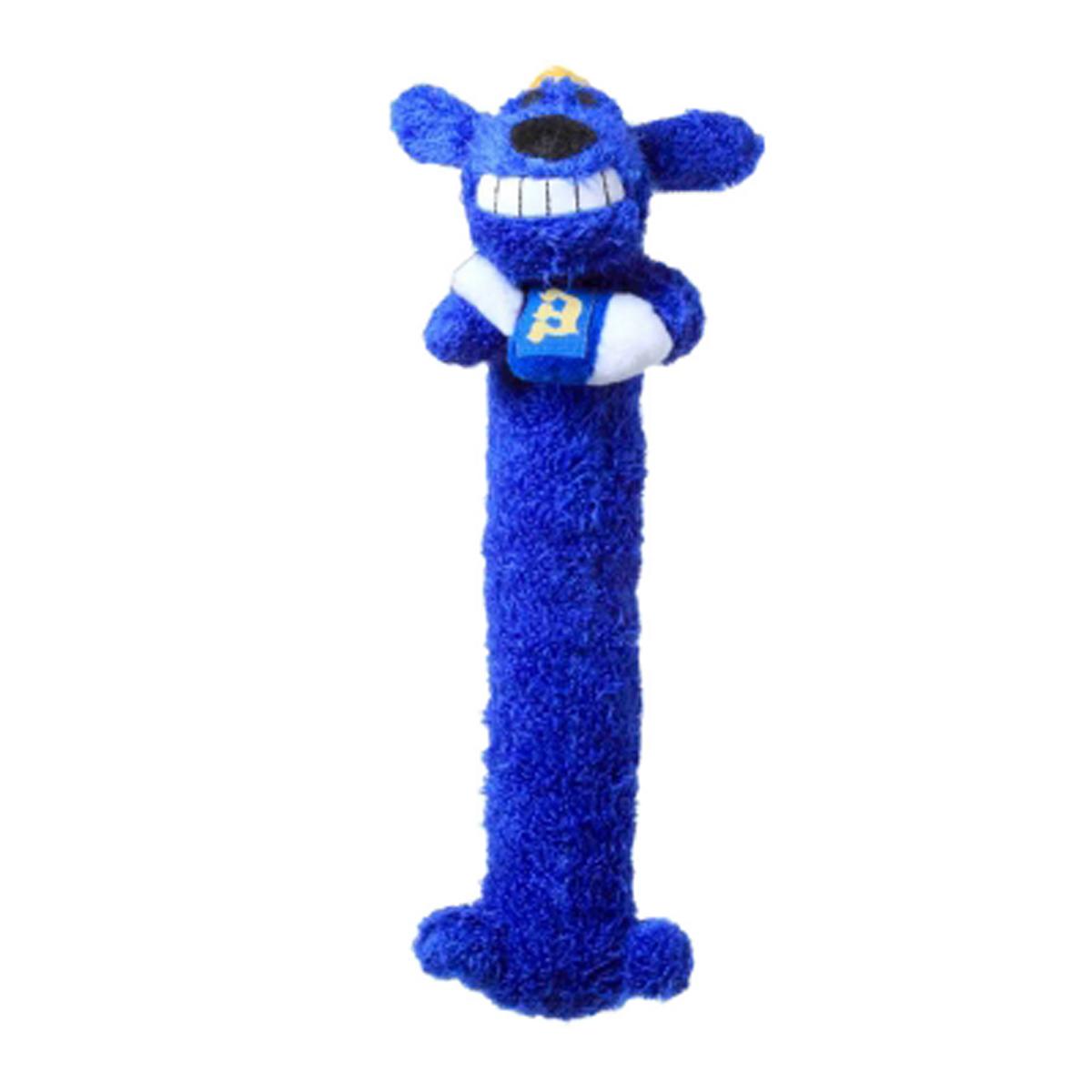 Loofa Hanukkah Dog Toy - Blue