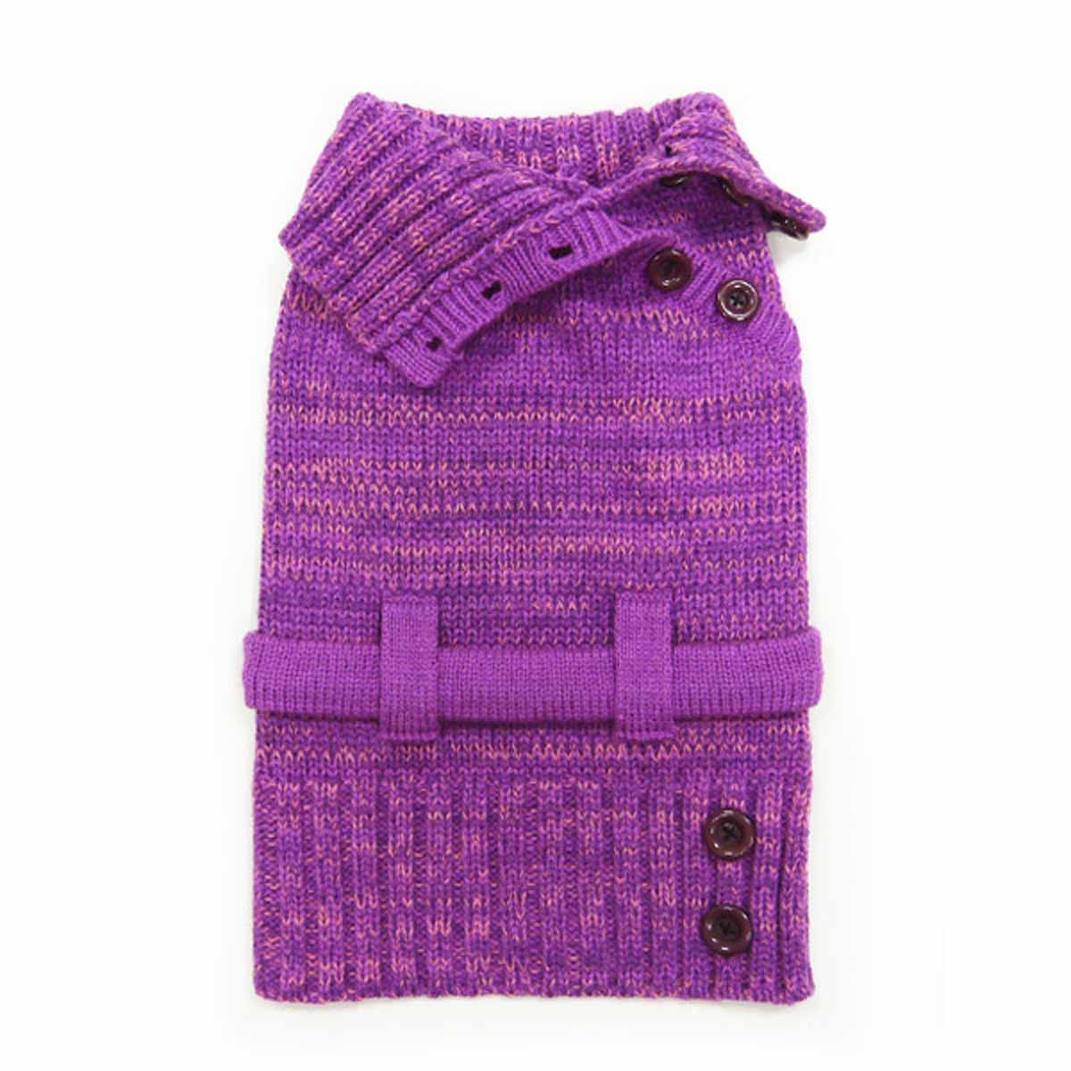 Multiway Dog Sweater by Dogo - Purple