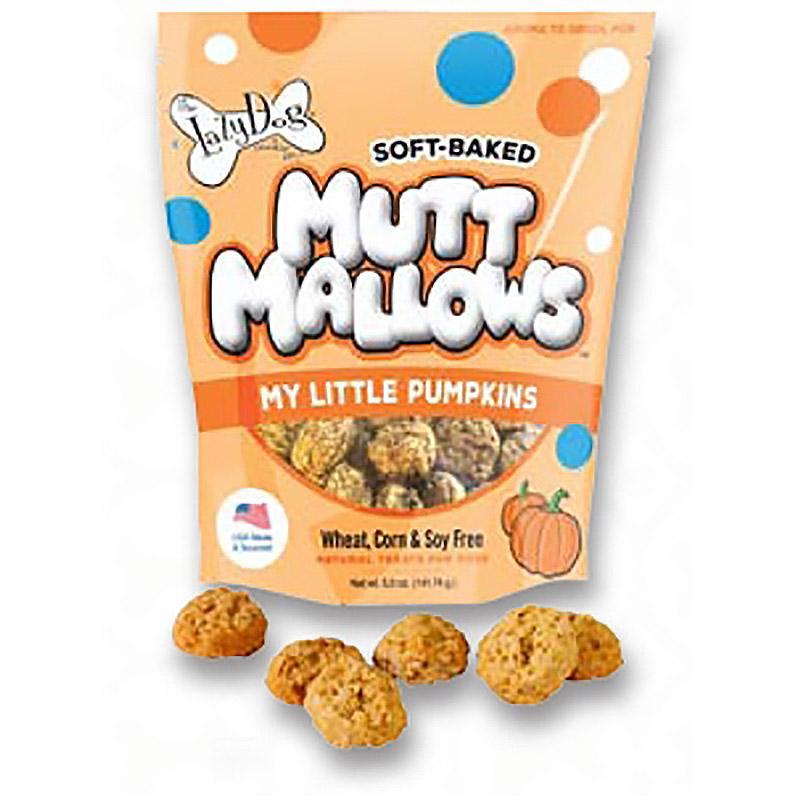Mutt Mallows Soft-Baked Dog Treats - My Little Pumpkins