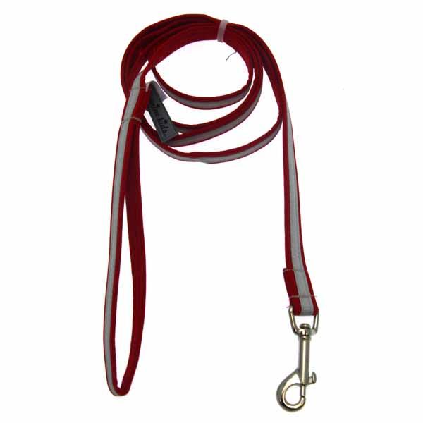 Precision Dog Leash - Red