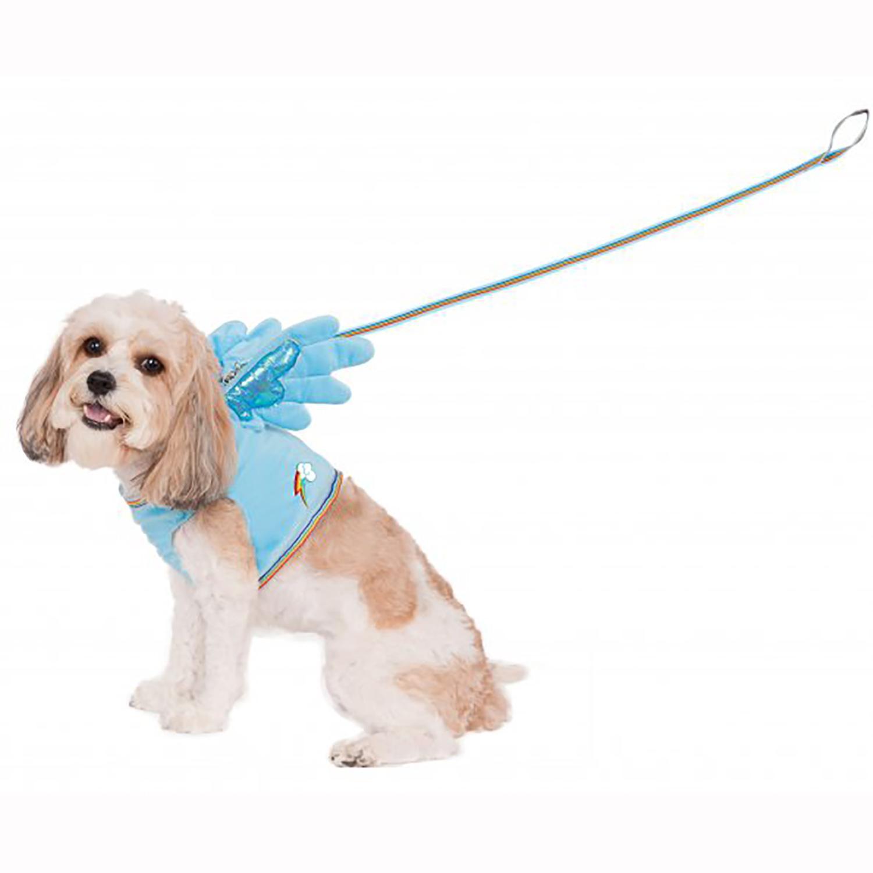 My Little Pony Rainbow Dash Wing Dog Harness Costume