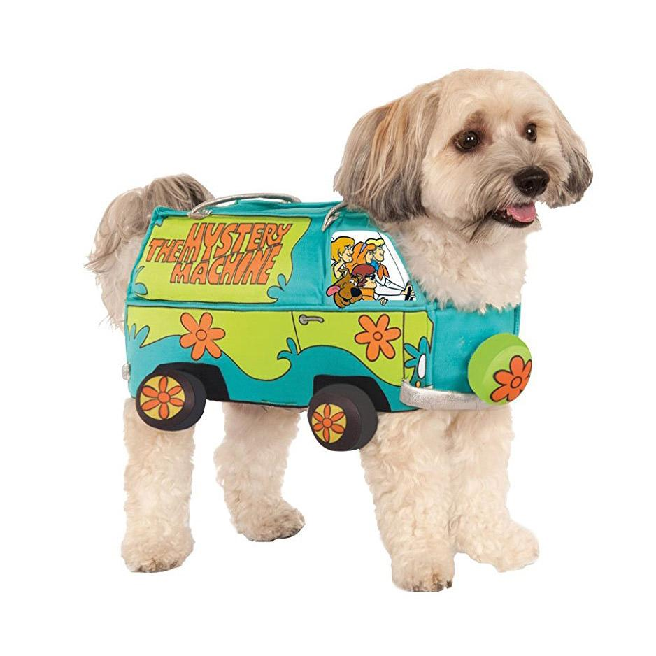 Mystery Machine Halloween Dog Costume Same Day