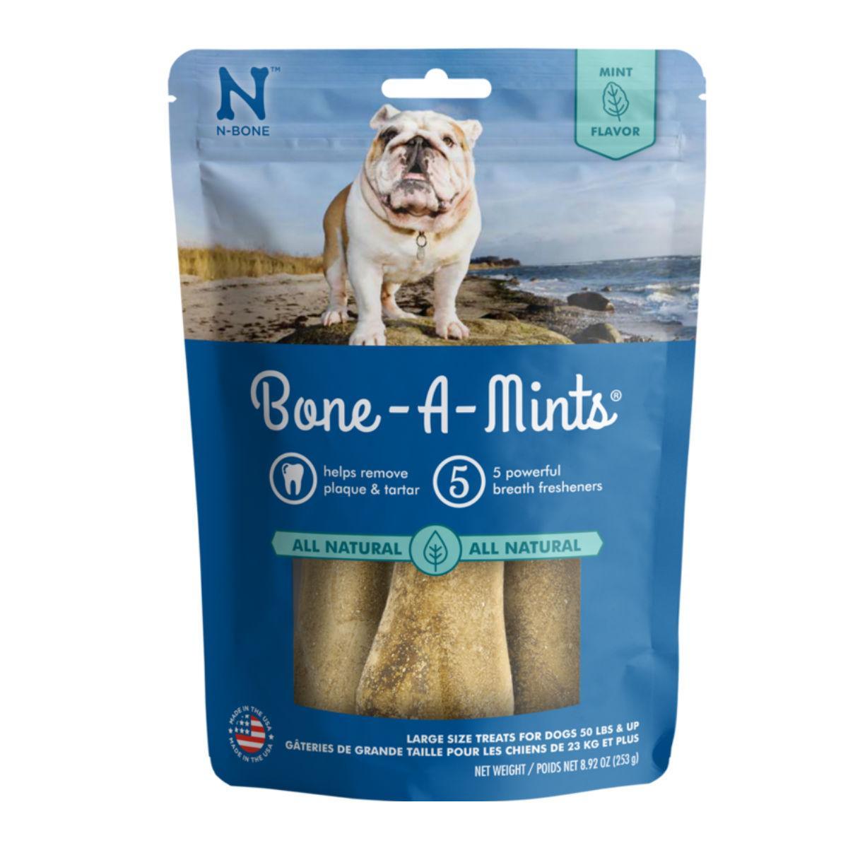 N-BONE Bone-A-Mints Wheat Free Dog Treat