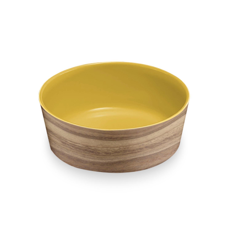 Natural Acacia Pet Bowl by TarHong - Solar