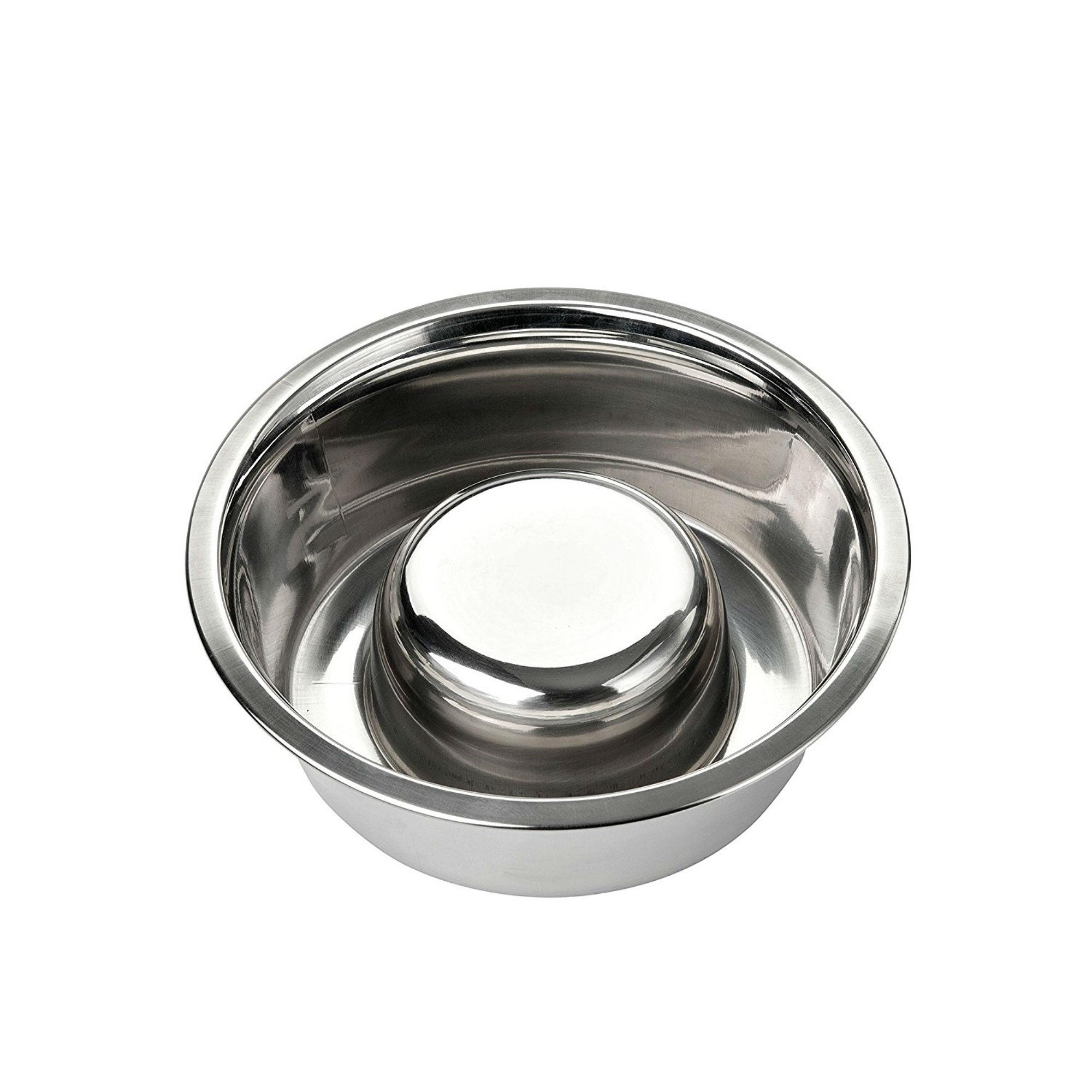 products dogs dog feeder small bowls sml food usa stainless for in steel pet bowl pack basis slow made
