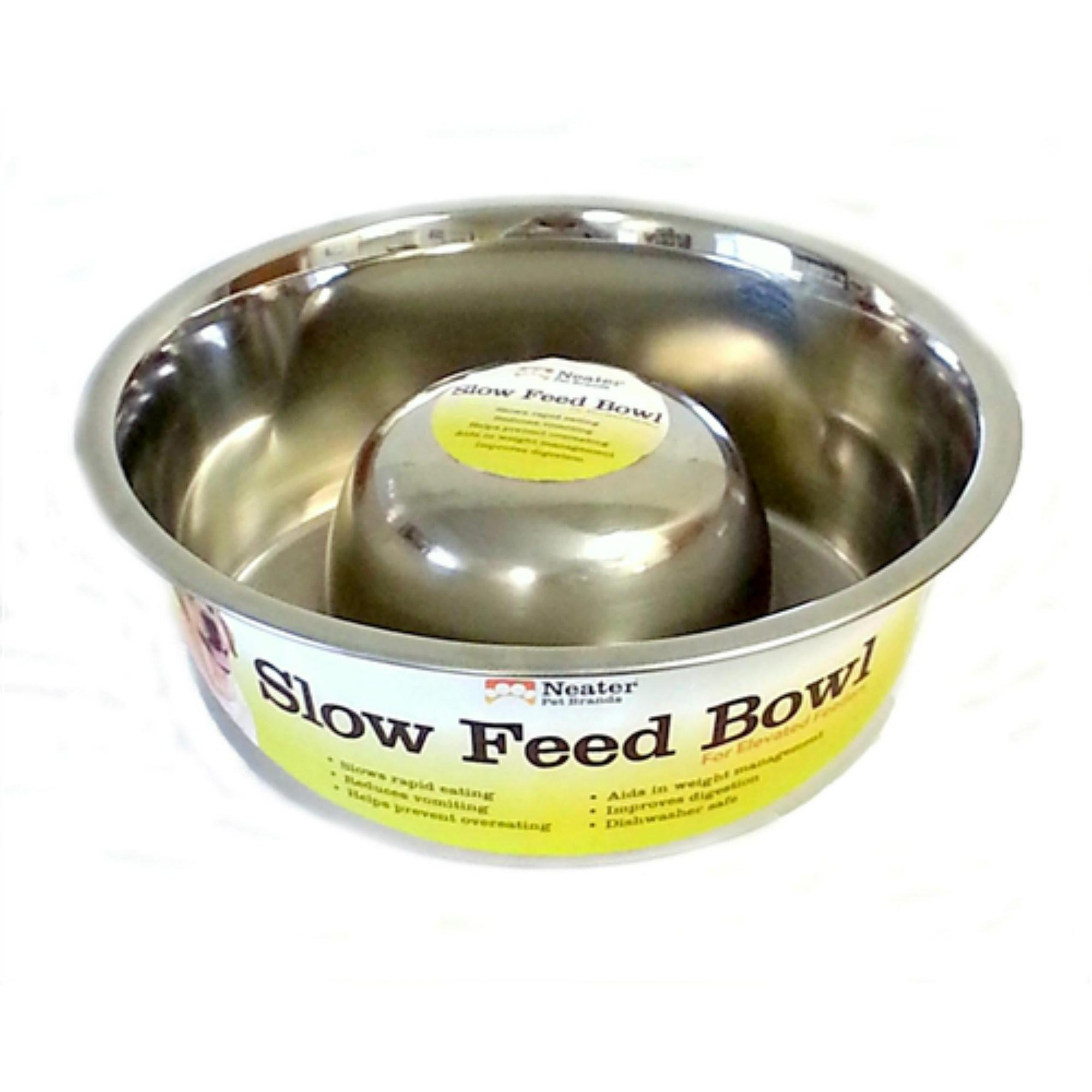 bowls eat feeders feeder bowl elevated drink dogs for slow designer mgn food dog or drnk ceramic raised