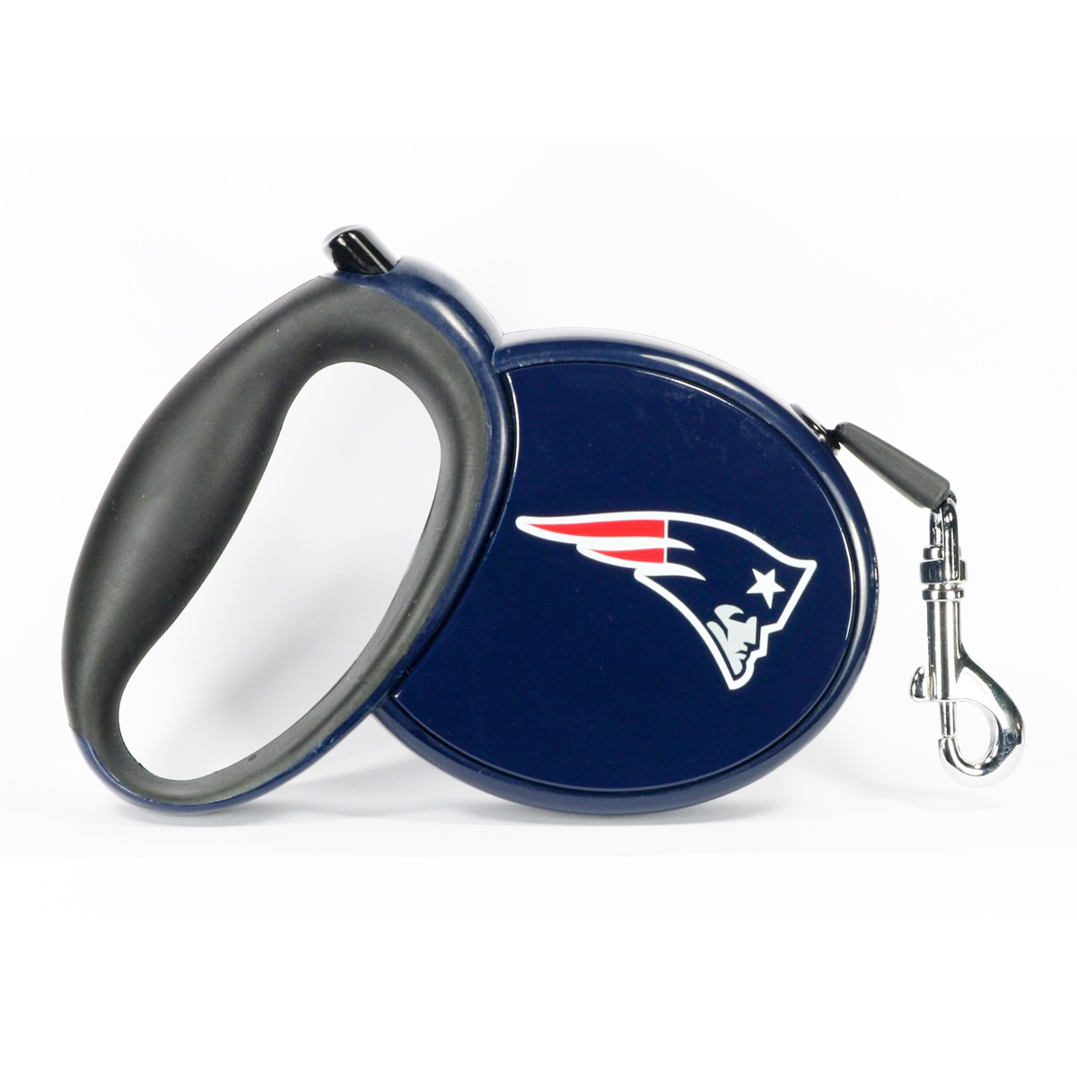 cheap for discount 74189 fd046 New England Patriots Retractable Dog Leash