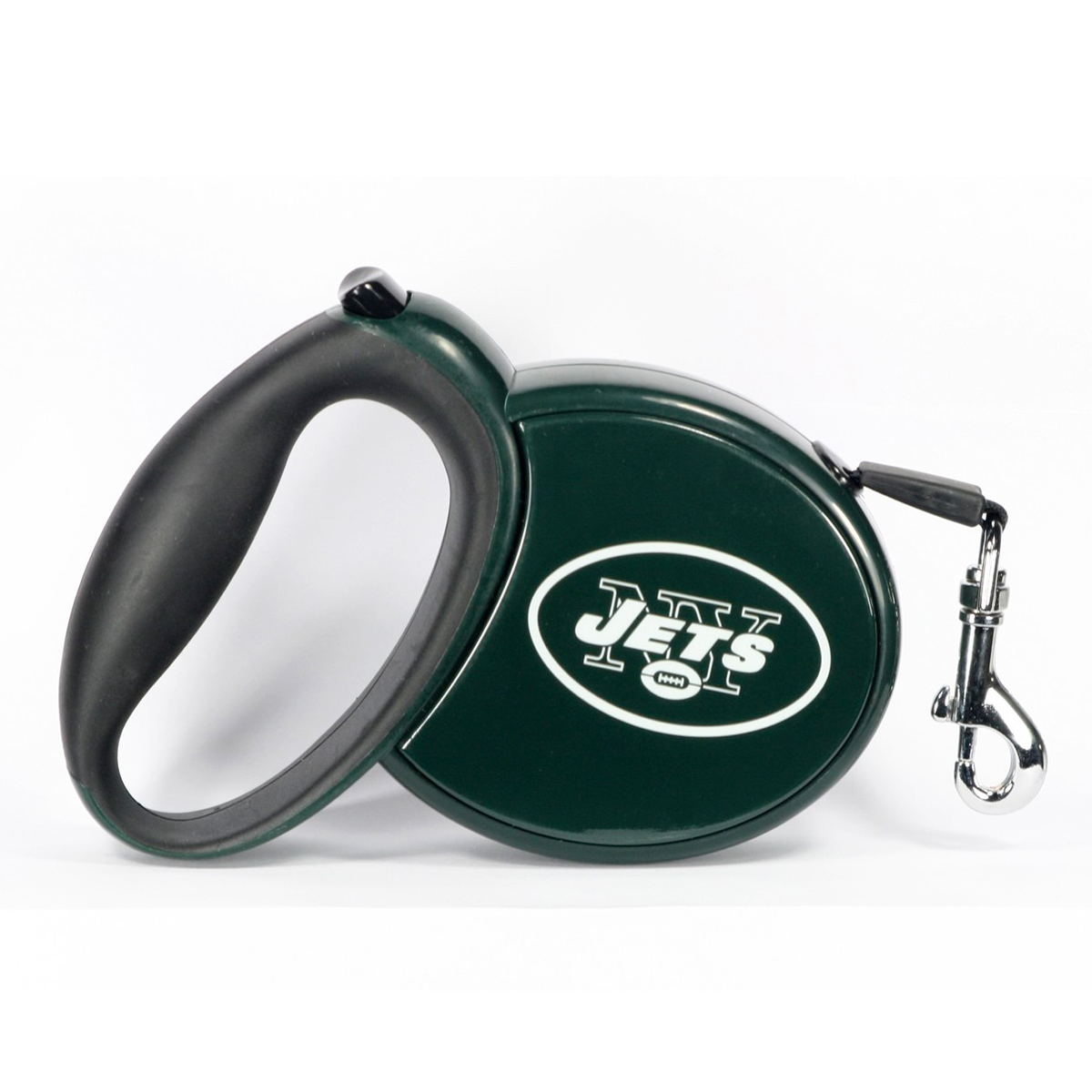 New York Jets Retractable Dog Leash