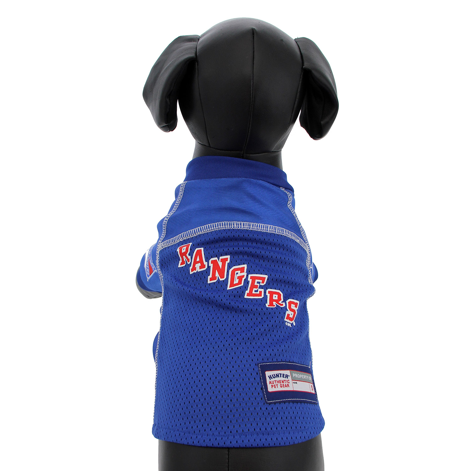 3a8b7d4fa19 ... New York Rangers Dog Jersey - Blue with Same Day Shipping ...