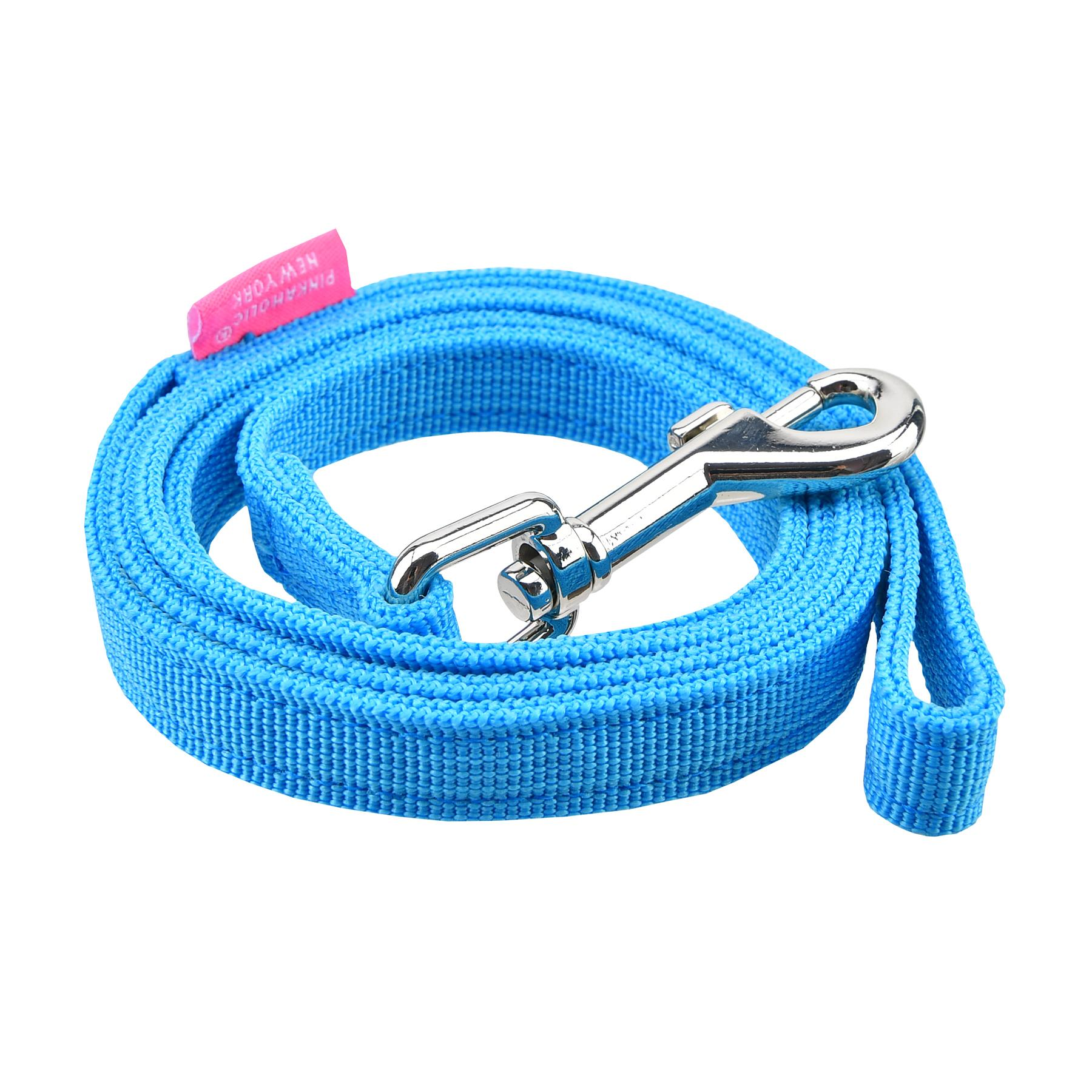 Niki Dog Leash By Pinkaholic - Sky Blue