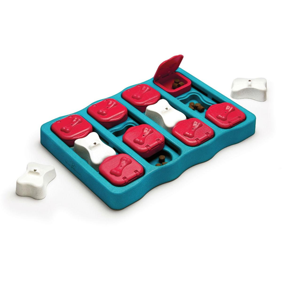 Nina Ottosson Puzzle Dog Toy - Brick