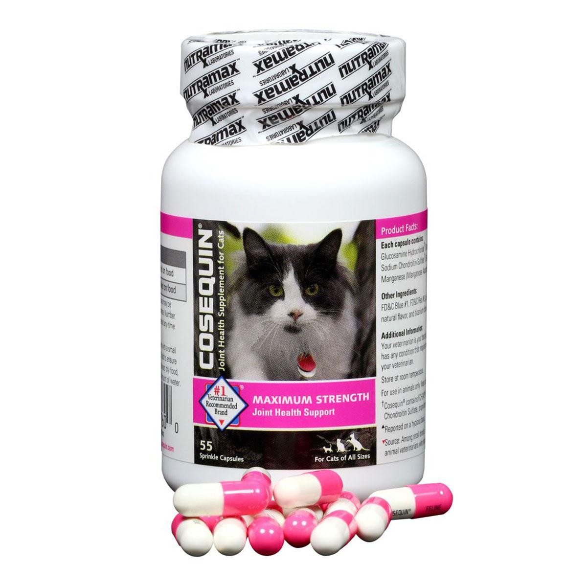 Cosequin®️ Joint Health Supplement for Cats by Nutramax®️