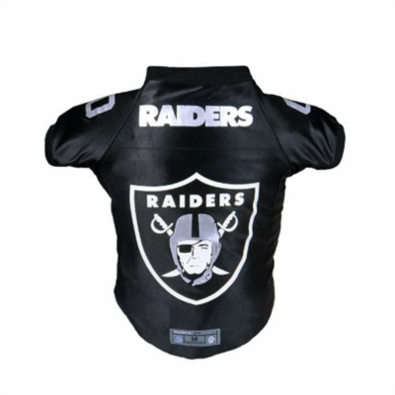 Oakland Raiders Premium Dog Jersey