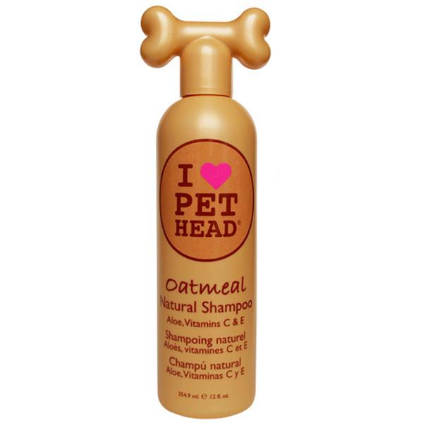 Oatmeal Natural Dog Shampoo by Pet Head