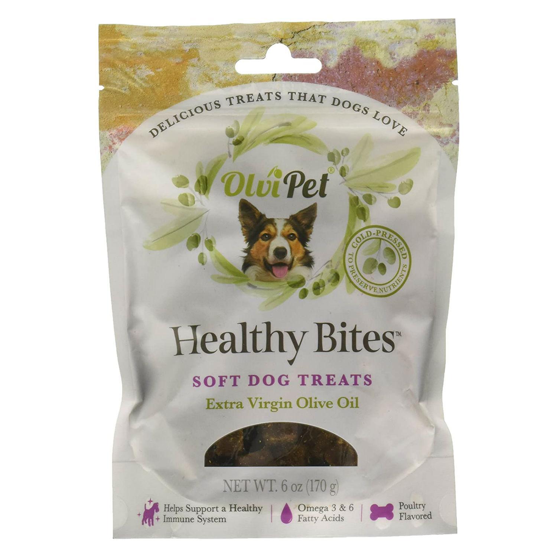 OlviPet Healthy Bites Soft Dog Treats