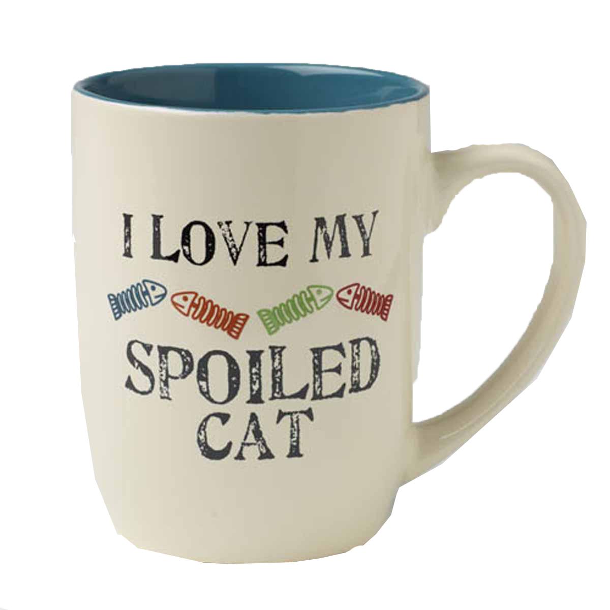 Spoiled Cat Mug
