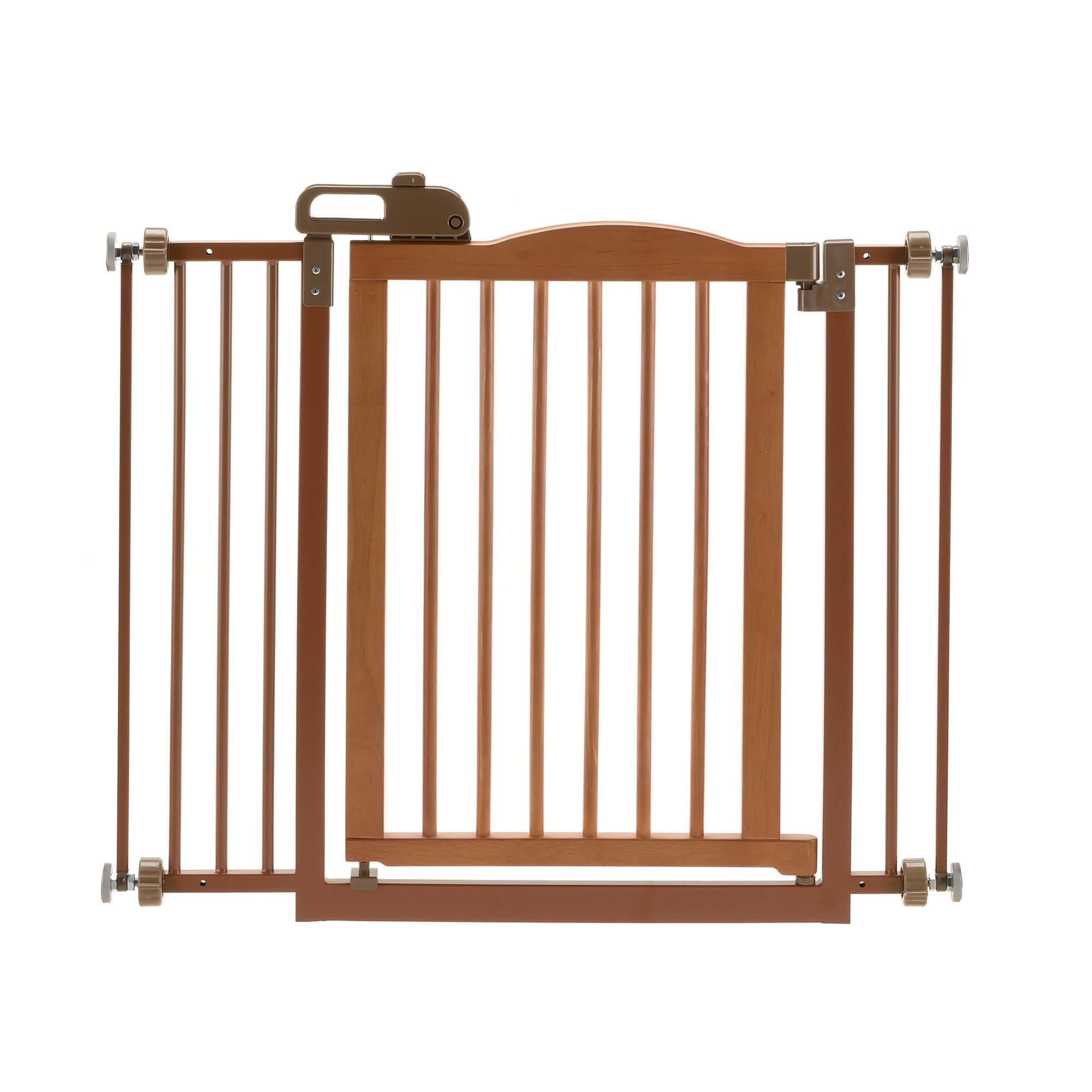One-Touch Dog Gate II - Autumn Matte