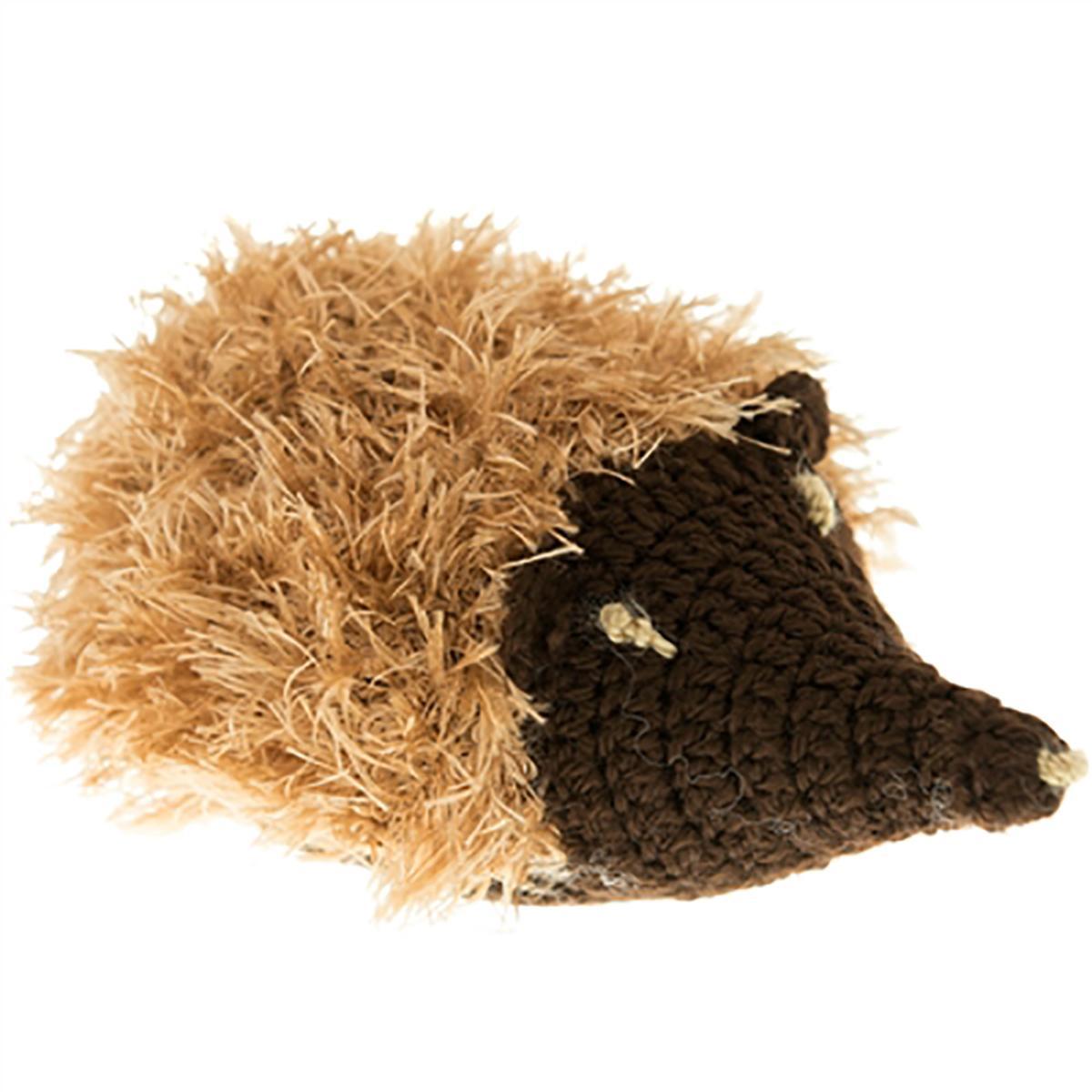 OoMaLoo Handmade Hedgehog Dog Toy