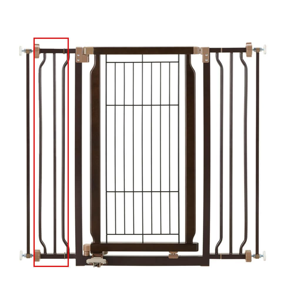 Option Frame Set For Hands-Free Dog Gate - Co...