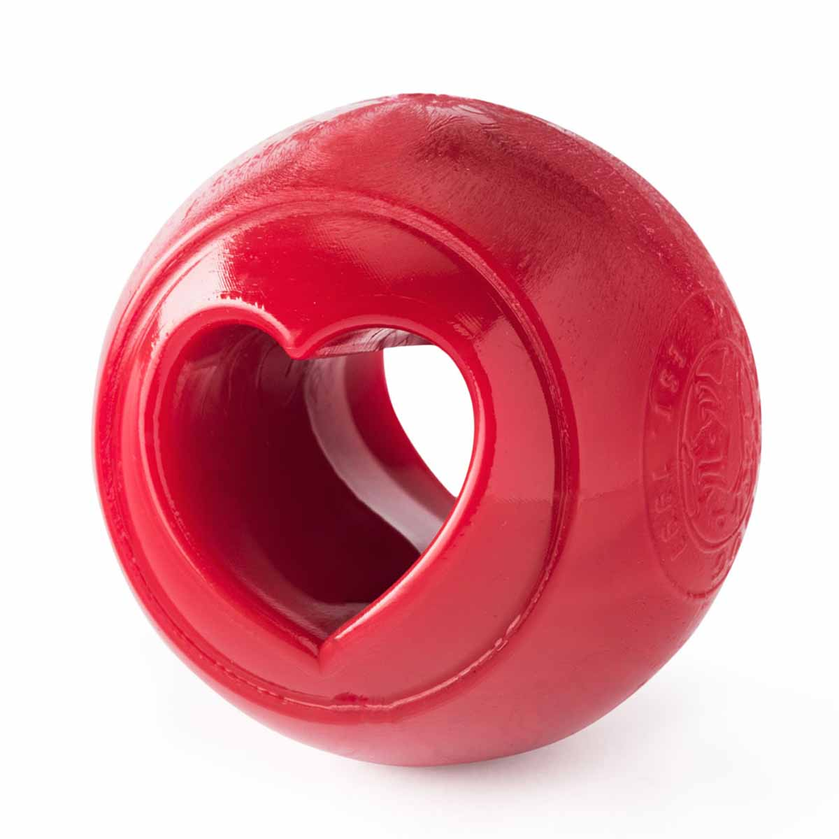 Orbee-Tuff Nooks Ball Dog Toy by Planet Dog - Love