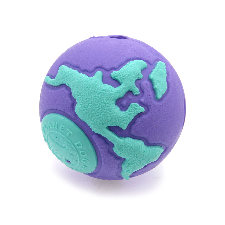 Orbee-Tuff Pup Orbee - Purple and Teal