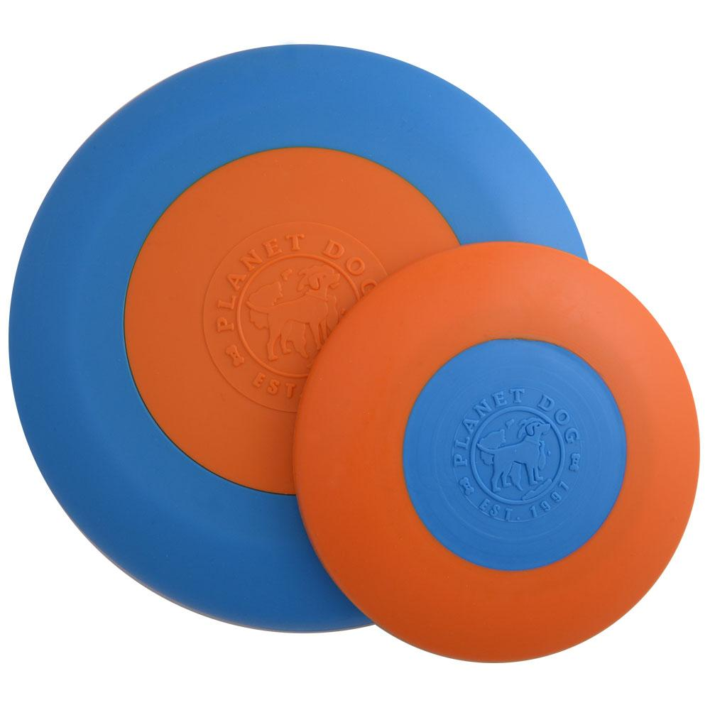 Planet Dog Orbee-Tuff Zoom Flyer Disc Dog Toy