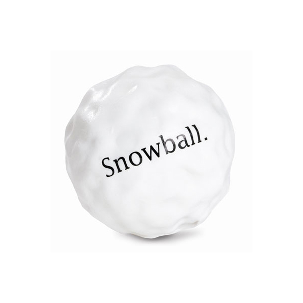 Orbee-Tuff Snowball Toy by Planet Dog