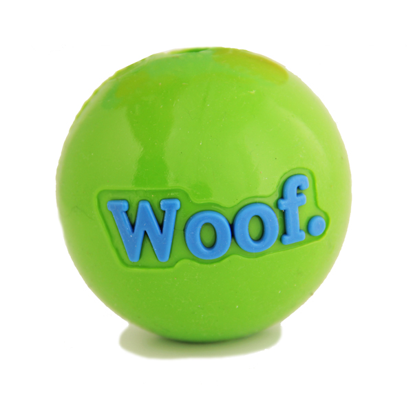 Orbee-Tuff Woof Ball by Planet Dog