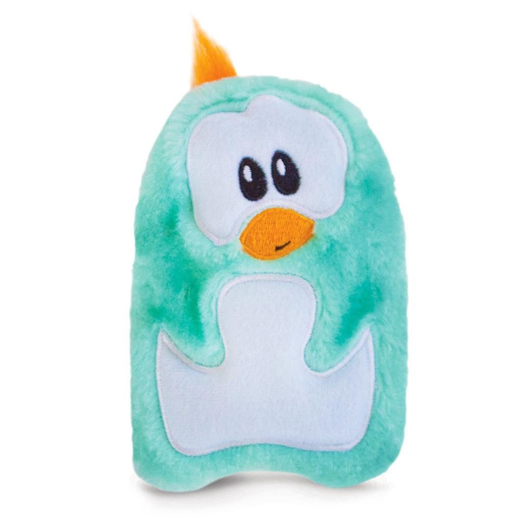 Outward Hound Arctic Holiday Invincible Penguin Dog Toy