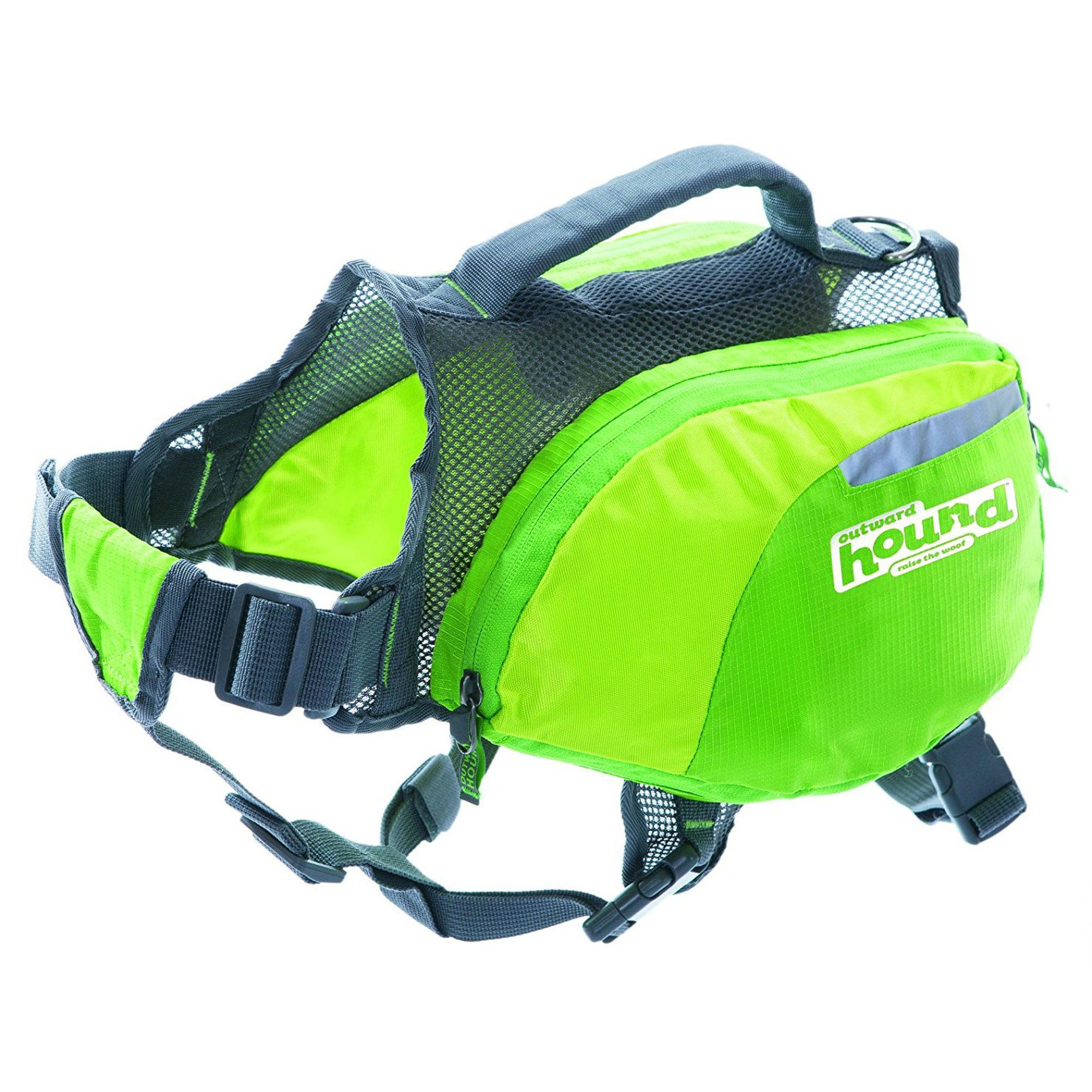 Outward Hound Daypak Dog Pack - Green