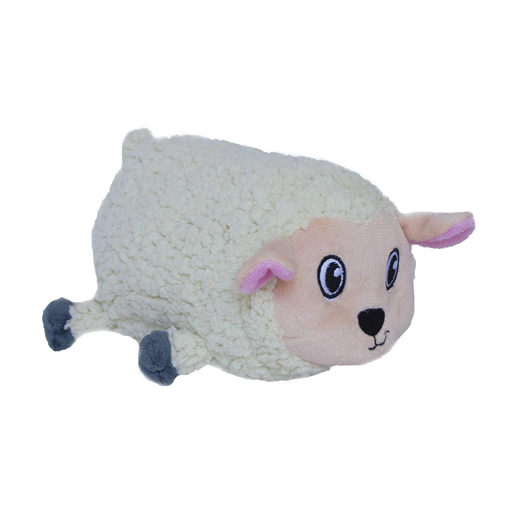 Outward Hound Fattiez Dog Toy - Sheep