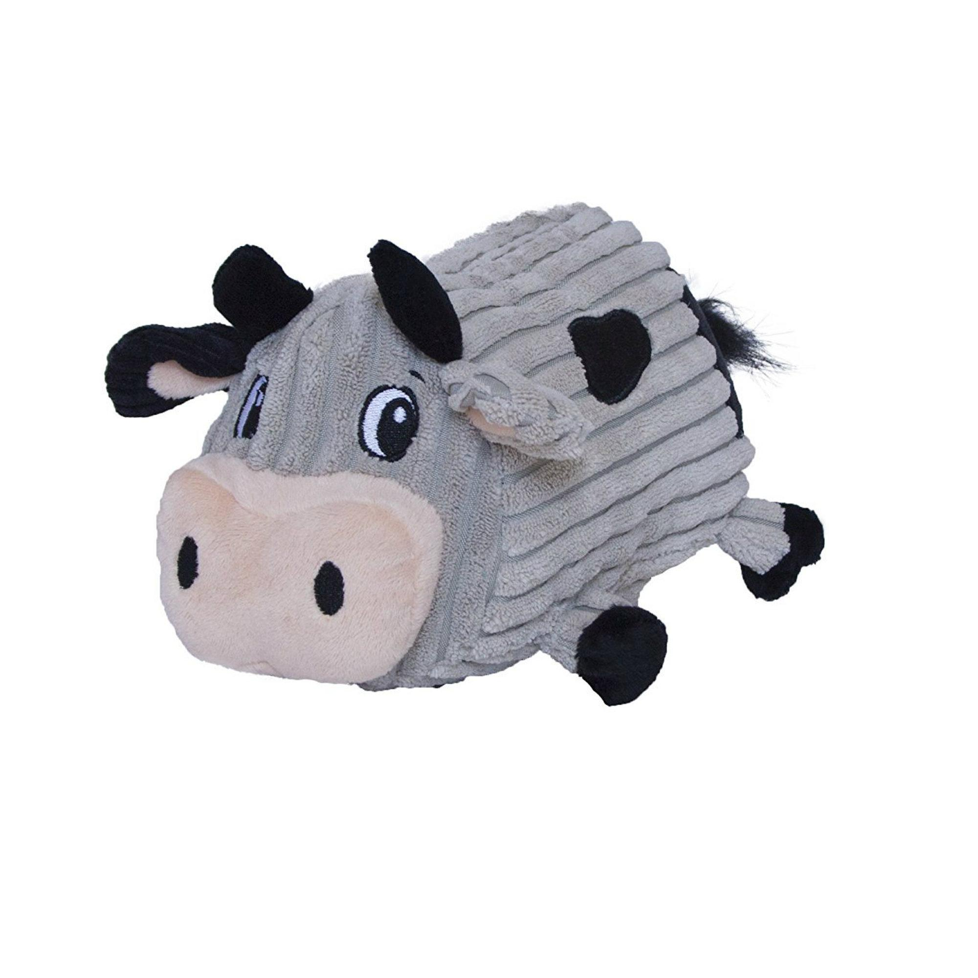 Outward Hound Fattiez Dog Toy - Cow