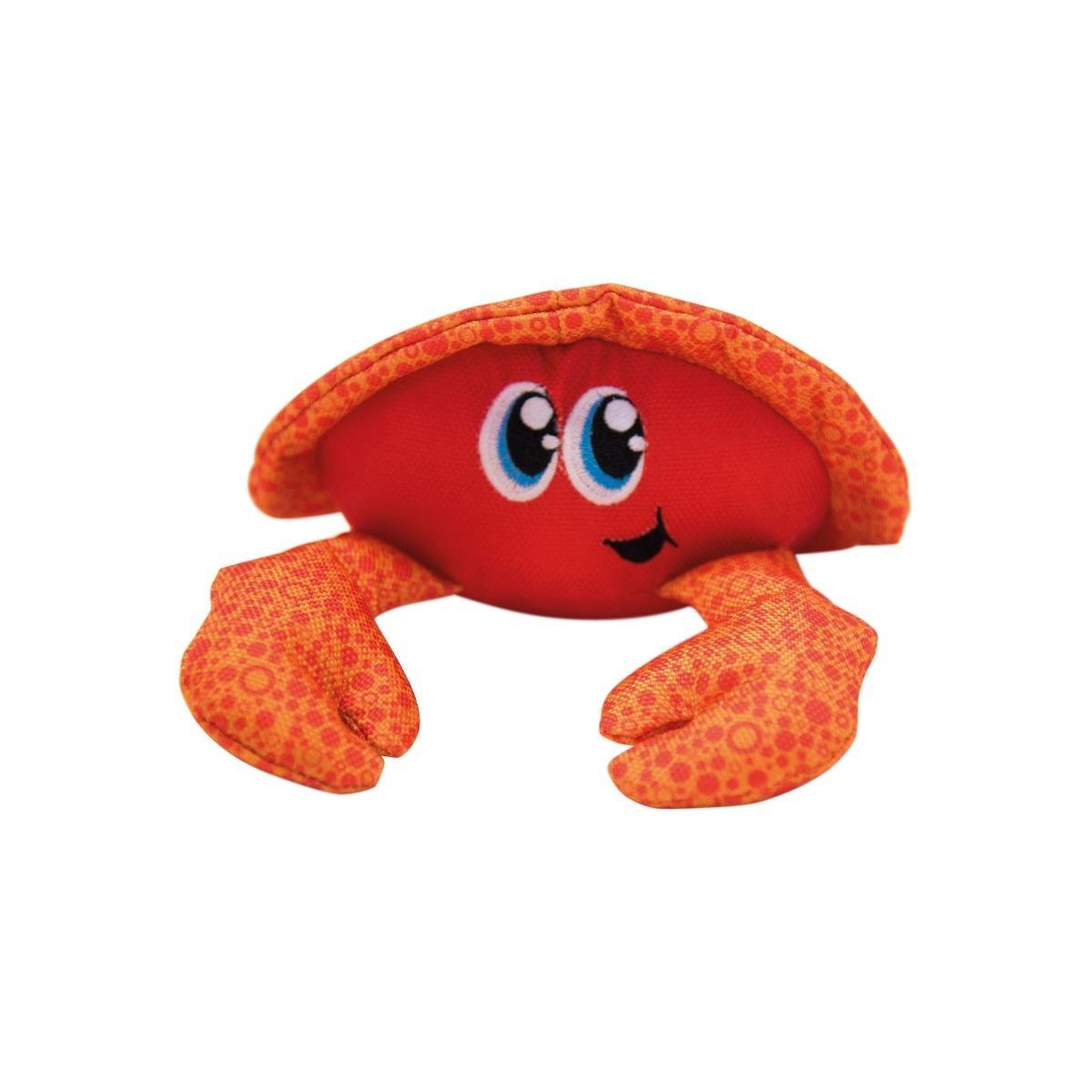 Outward Hound Floatiez Dog Toy - Crab
