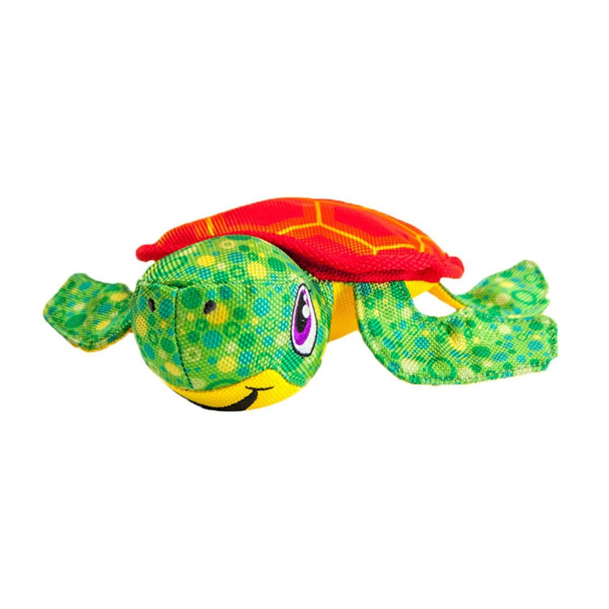 Outward Hound Floatiez Dog Toy - Turtle
