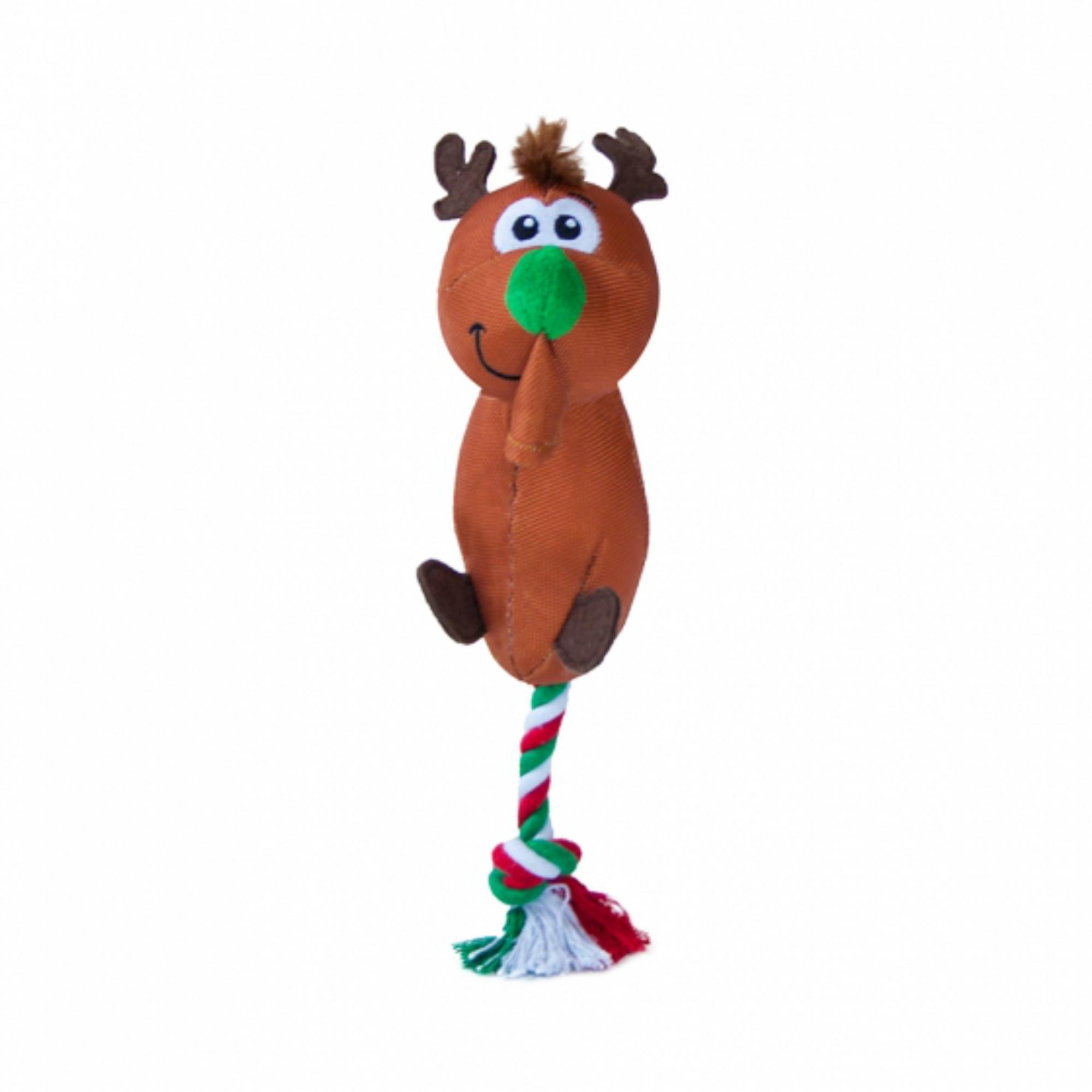Outward Hound Holiday Flingerz - Reindeer