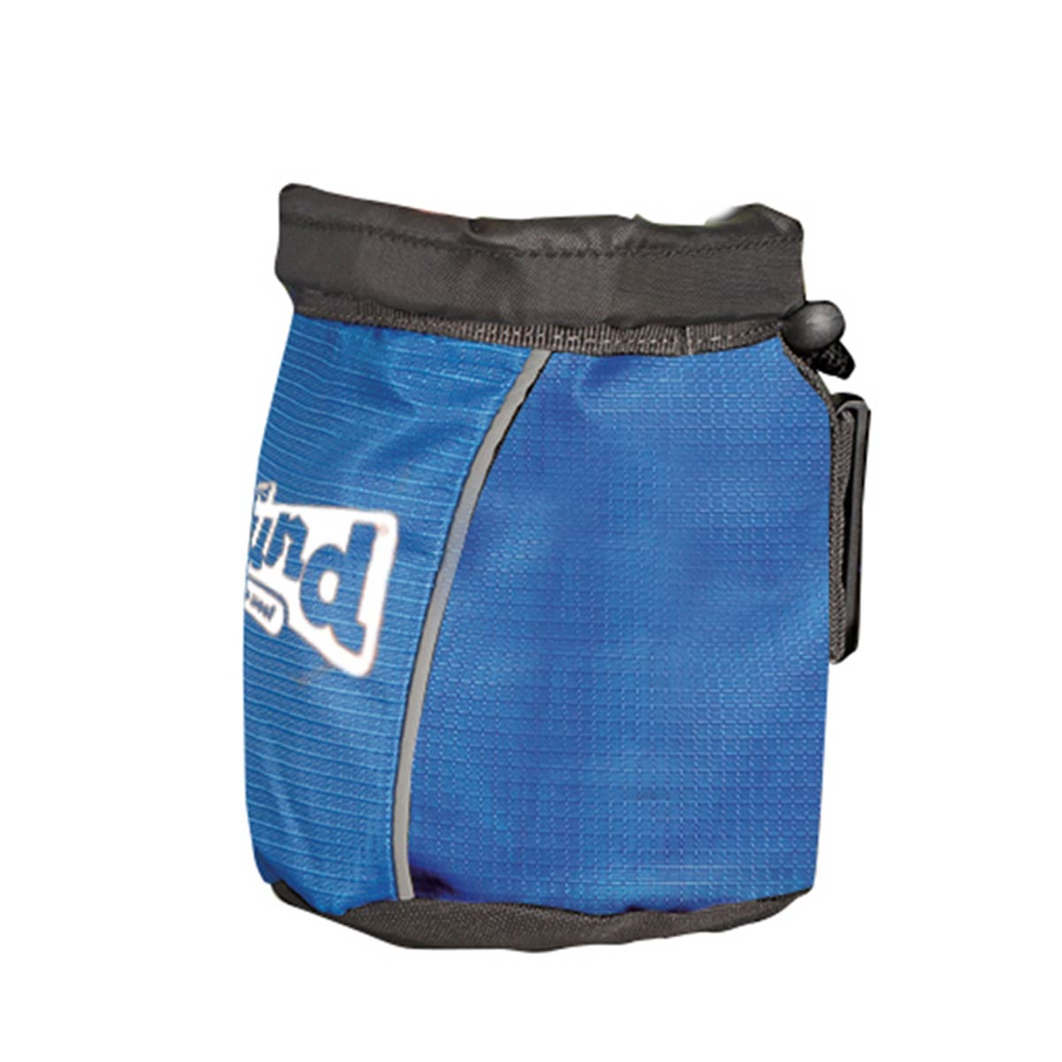 Outward Hound Treat 'N Ball Bag - Blue and Black