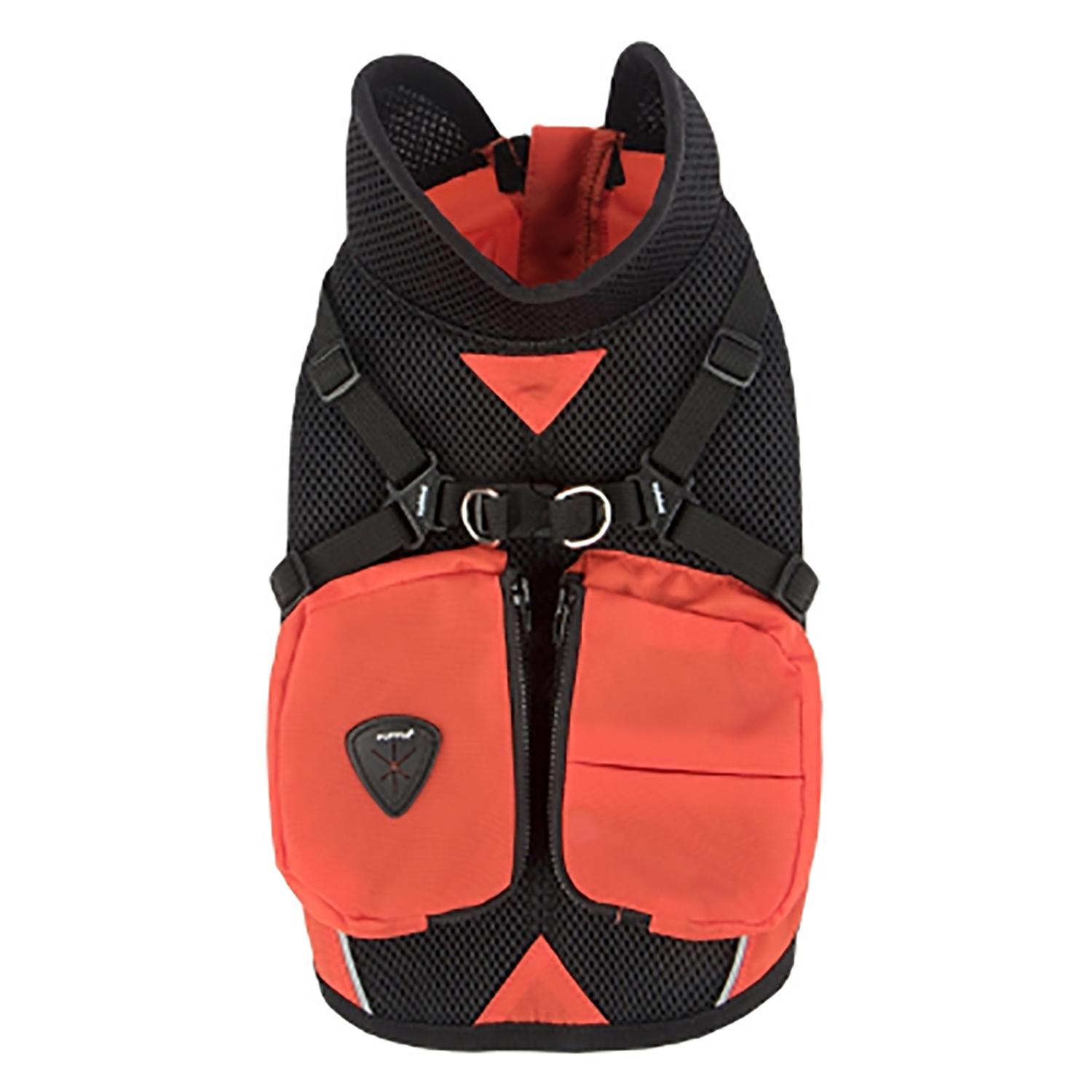 P2 Dog Vest by Puppia Life - Black